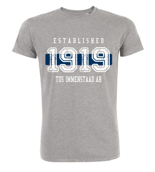"T-Shirt ""TuS Immenstaad Established AH"""