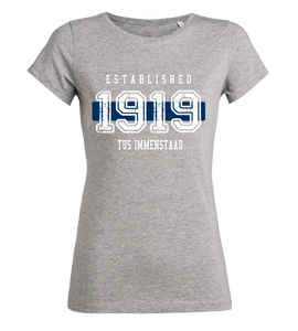 "Women's T-Shirt ""TuS Immenstaad Established"""