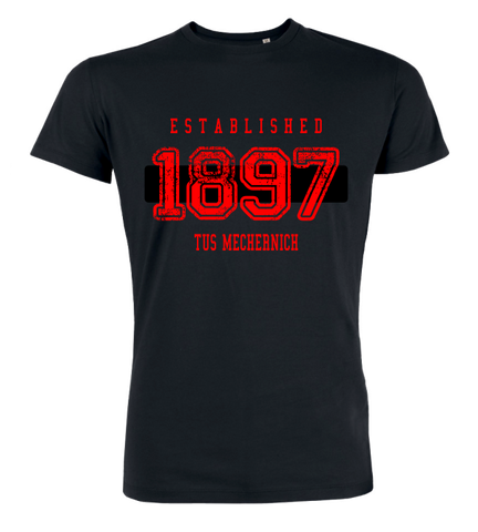 "T-Shirt ""TuS Mechernich Established"""