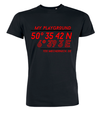 "T-Shirt ""TuS Mechernich Playground"""