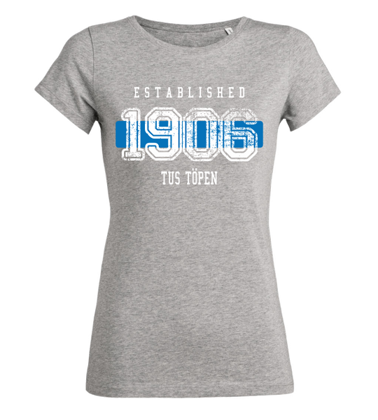 "Women's T-Shirt ""TuS Töpen Established"""