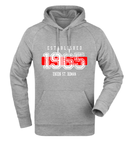 "Hoodie ""Union St. Roman Established"""