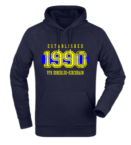 "Hoodie ""VfB Doberlug-Kirchhain Established"""