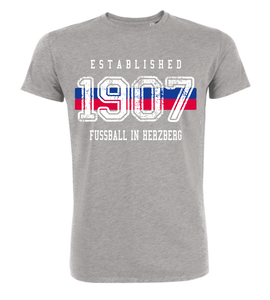 "T-Shirt ""VfB Herzberg Established"""