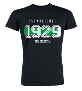 "T-Shirt ""VfR Sersheim Established"""