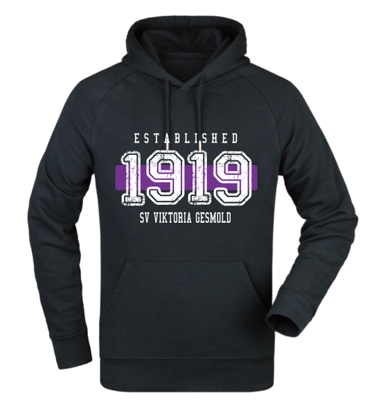 "Hoodie ""SV Viktoria Gesmold Established"""