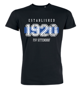 "T-Shirt ""FSV Sittendorf Established"""