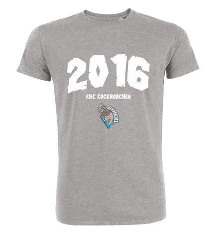 "T-Shirt ""EHC Cockroaches Year"""
