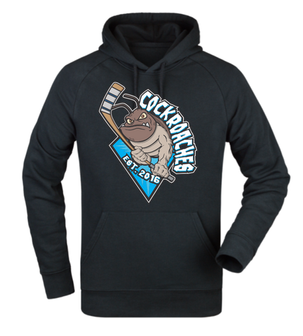 "Hoodie ""Ice Cockroaches Logo"""