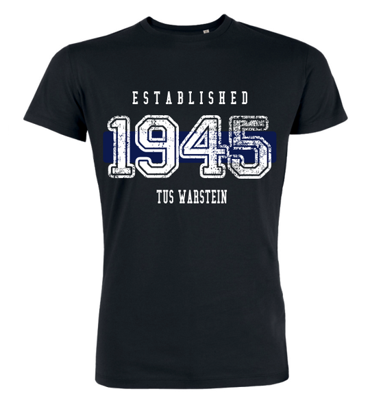 "T-Shirt ""TuS Warstein Established"""
