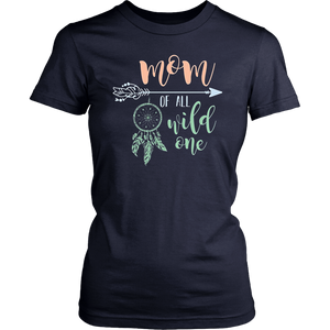 Mom of the Wild One Shirt