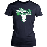 It's Magically Delicious Funny St. Patrick's Day T-Shirt