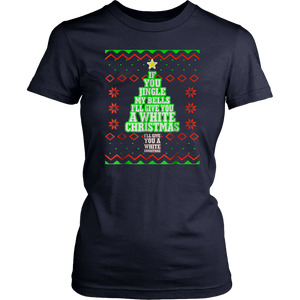 Jingle My Bells Shirt Funny Adult Christmas TShirt
