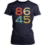 86 45 Anti Trump T-Shirt