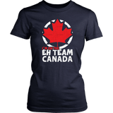 I'm On The Eh Team Canada Shirt