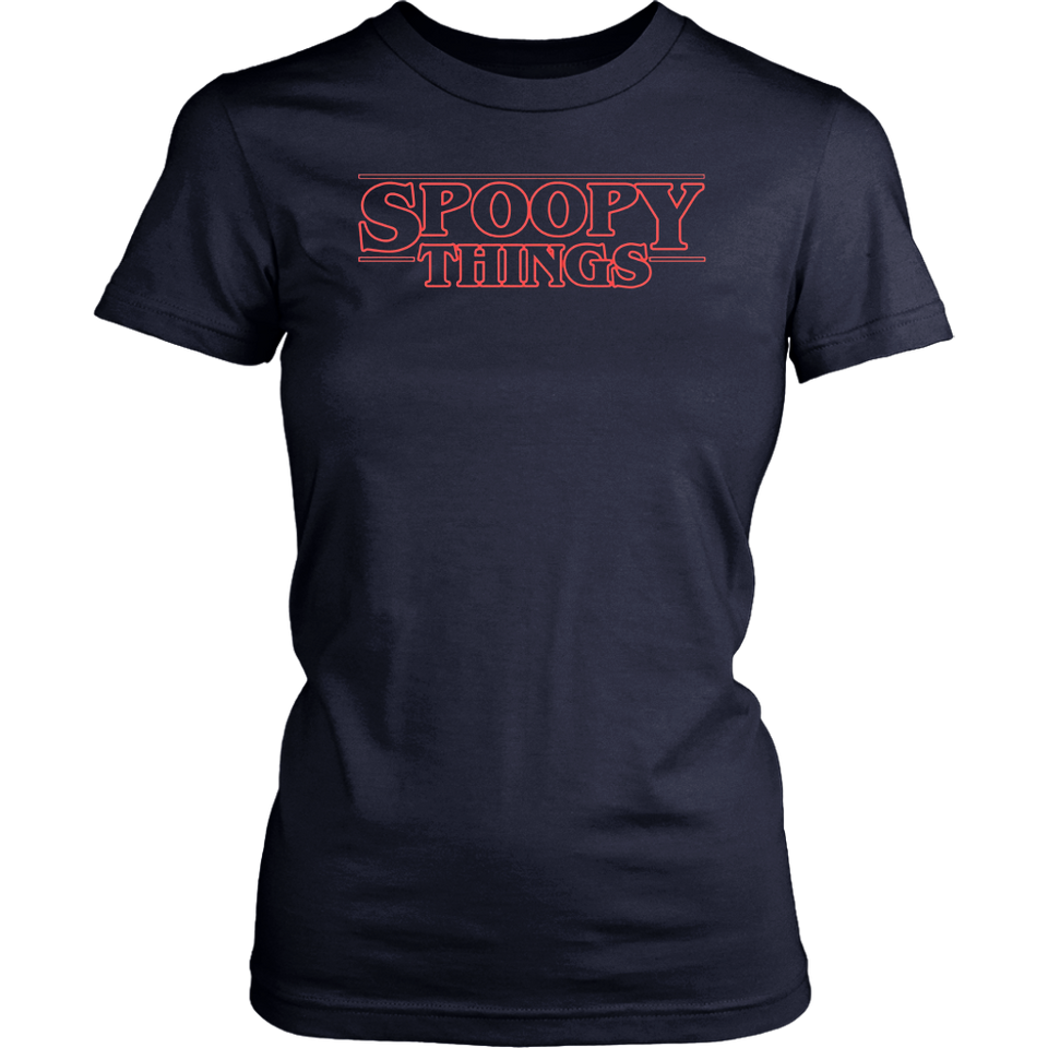 HALLOWEEN SPOOPY THINGS T-Shirt