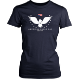 American Eagle Day Flag T-shirt