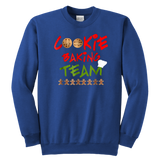 Cookies Baking Team Crewneck Sweatshirt