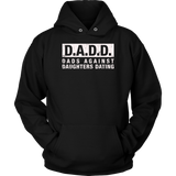 D.A.D.D. Dads Against Daughters Dating Light Shirt