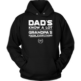 Dads Know A Lot Grandpas Know Everything T-Shirt