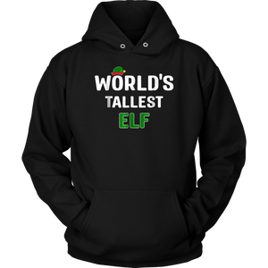 World's Tallest Elf T TShirt