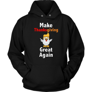 Trump Make Thanksgiving Great Again TShirt