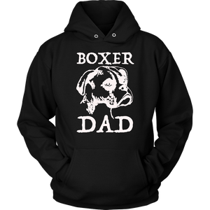Boxer Dad T-Shirt Funny Shirt