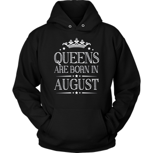 Queens Are Born In August TShirt
