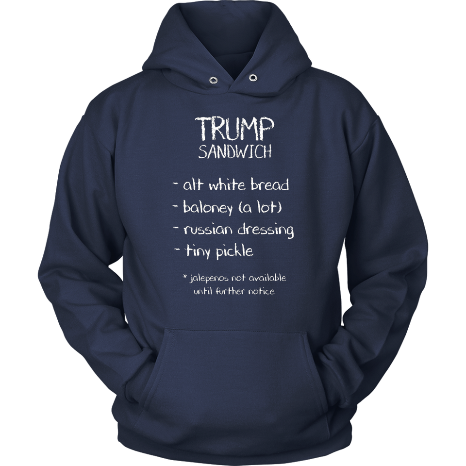 Trump Sandwich T-Shirt Anti Trump