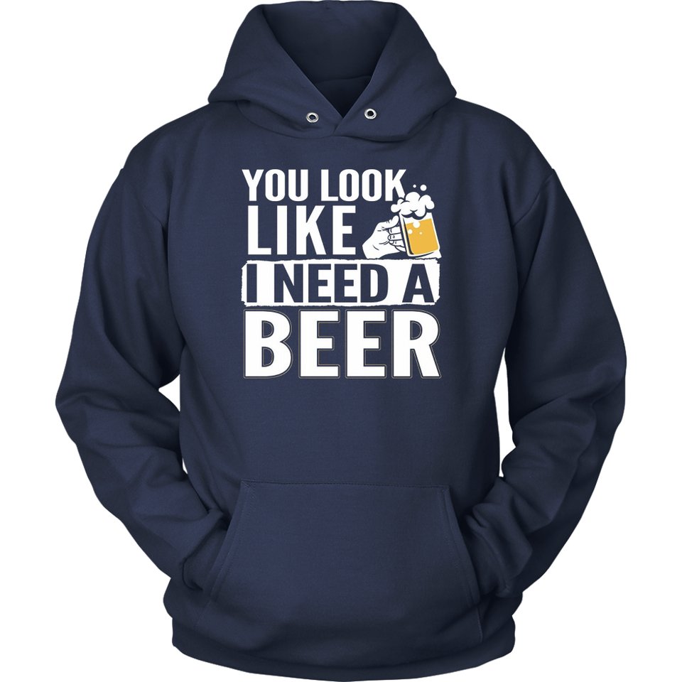 You Look Like I Need A Drink Shirt Drinking TShirt
