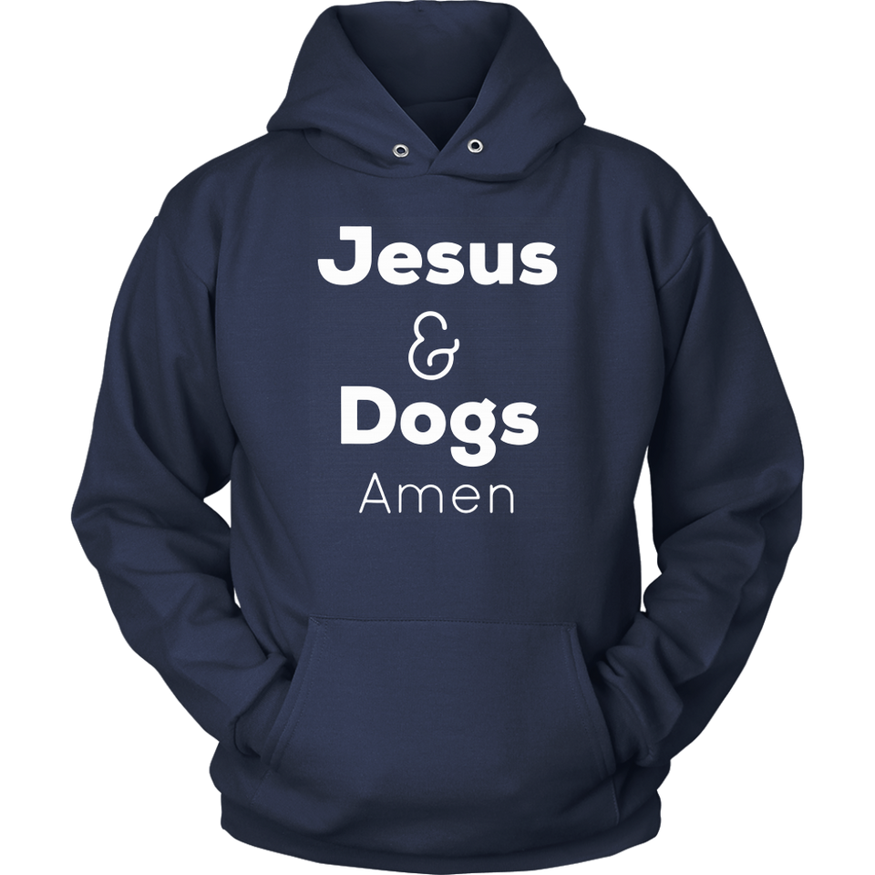 Jesus and Dogs Shirt