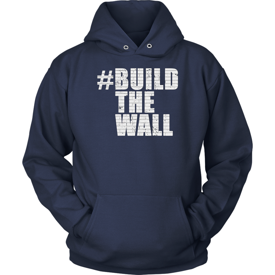 #BuildTheWall Tee, build the wall t shirt