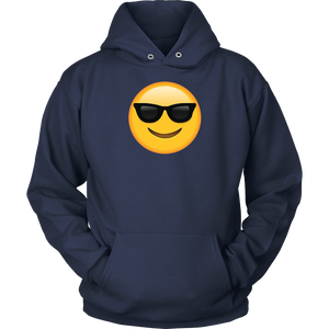 Sunglasses Smile Face Emoji Shirt