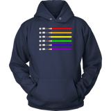 LGBT Swords T-shirt LGBT Light Saber