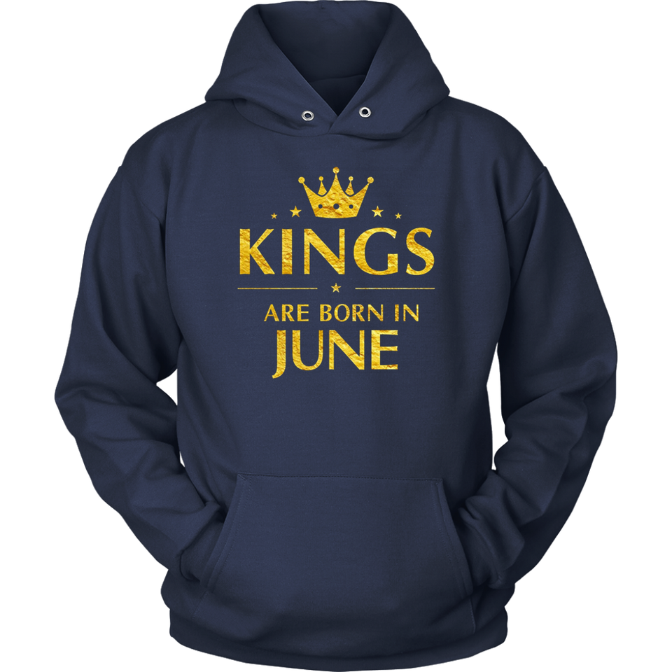 Kings Are Born In June TShirt