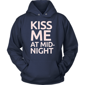 Kiss Me At Midnight Tee Shirt For Her & Him