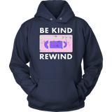 Be Kind & Rewind - Funny Retro 90s Nostalgia Graphic T-Shirt