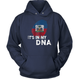 IT'S IN MY DNA British Flag England UK Britain Shirt Gift