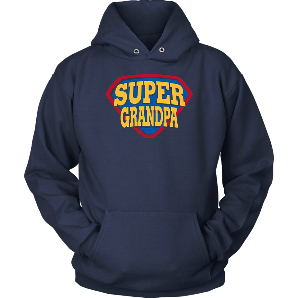 Super Hero Grandpa TShirt