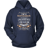 I'm A SEPTEMBER Woman Shirt