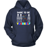 Autism Awareness Shirt For Boys Dare To Be Yourself Tee