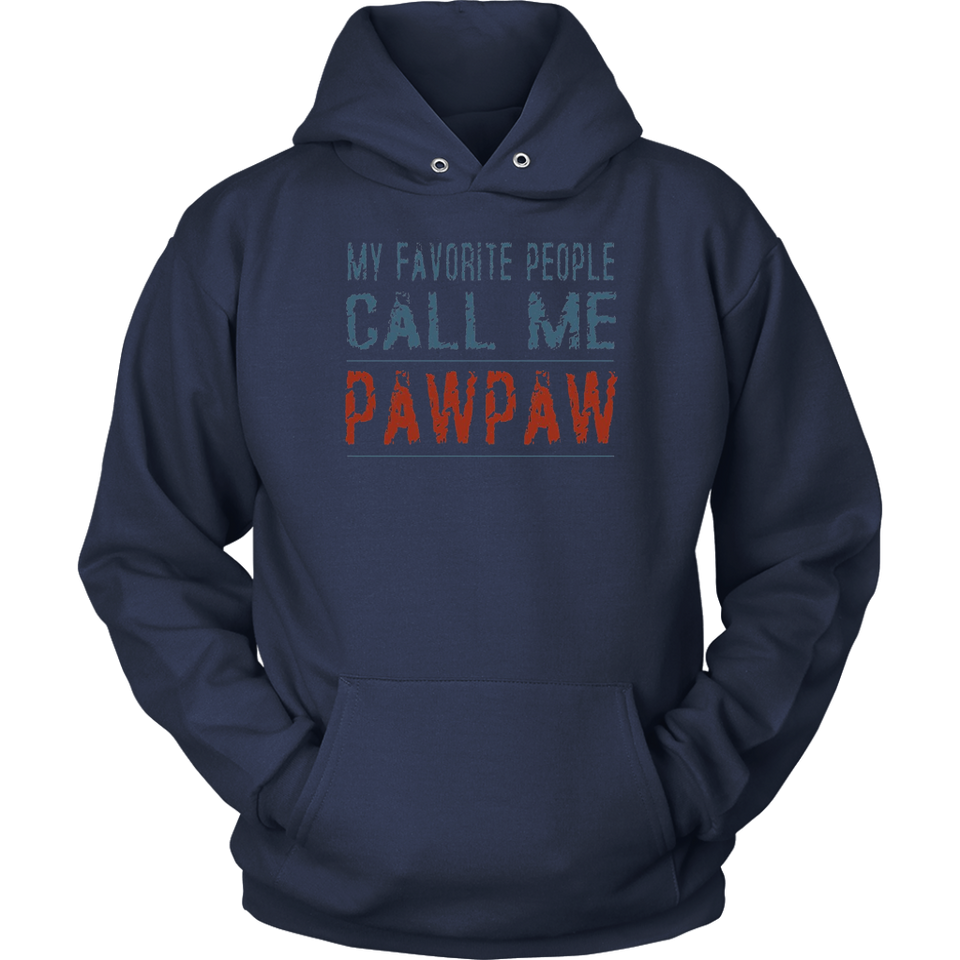 My Favorite People Call Me Pawpaw T-Shirt