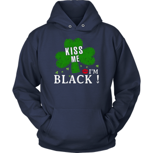 Kiss Me I'm Black shirt