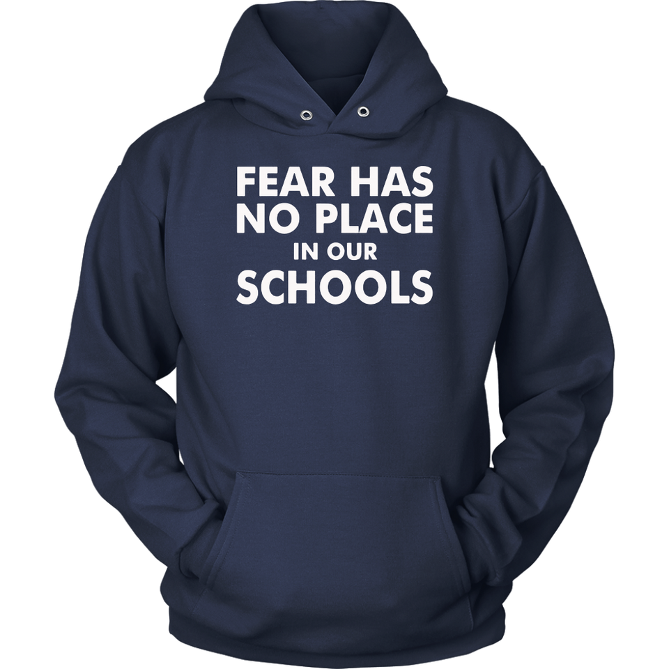 Marching for our Lives: Fear has no Place in our Schools Tee