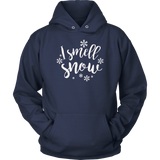 I Smell Snow Cute Winter Shirt