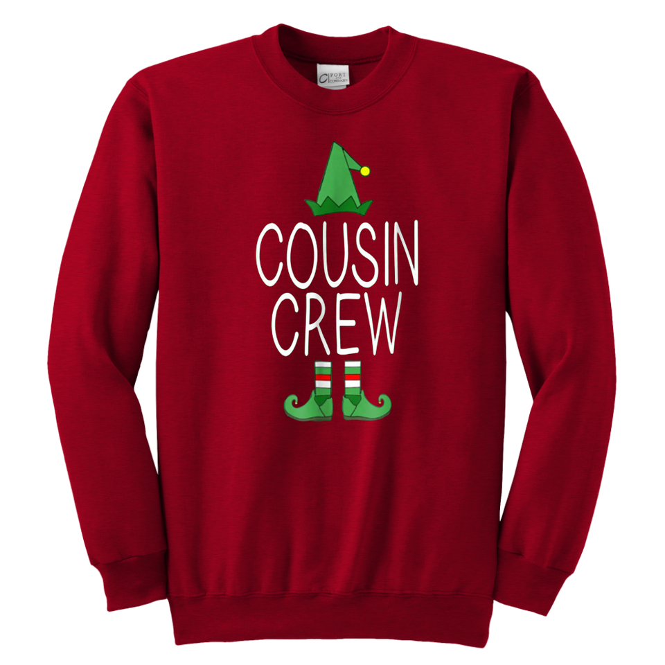 Cousin Crew Elf Sweatshirt