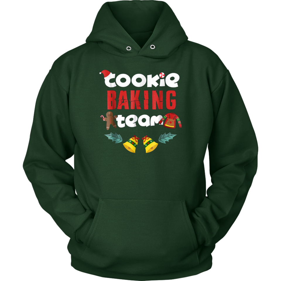 Christmas Baking Team Christmas Cookies Shirt