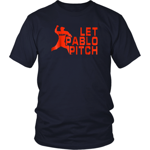 Let Pablo Sandoval Pitch Fan T-Shirt