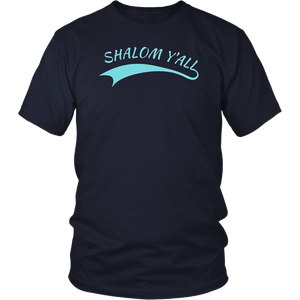 Shalom Y'all tshirt