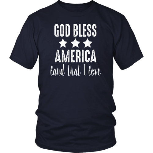 God Bless America T-Shirts